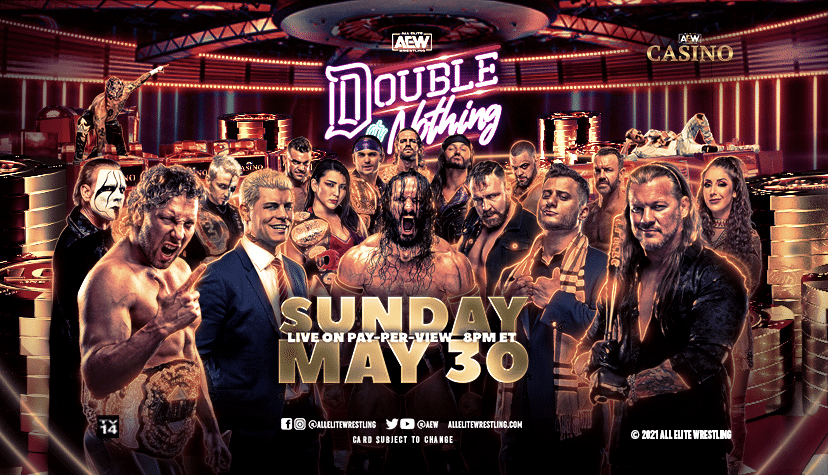 Double or Nothing May 30